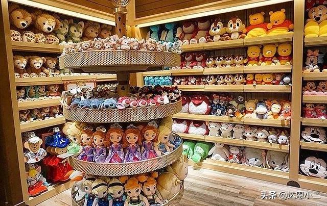 可爱的玩偶店、娃娃店、公仔店名字丨小二推荐
